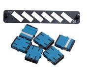 Panel Kit Flat 12F SCD SM 13-24 includes Thru Adaptor
