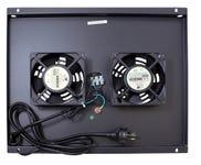 Double Fan 346x412x40 600MM Rack Module